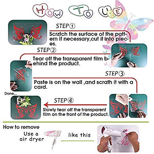 Lionha Beauty Need Wall Stickers Abnehmbare Wandaufkleber Babyzimmer...