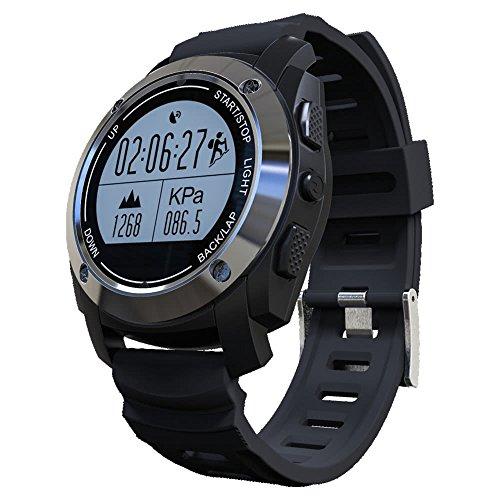 XiaoMall Smart-Sport-Armbanduhr, GPS, für den Außenbereich