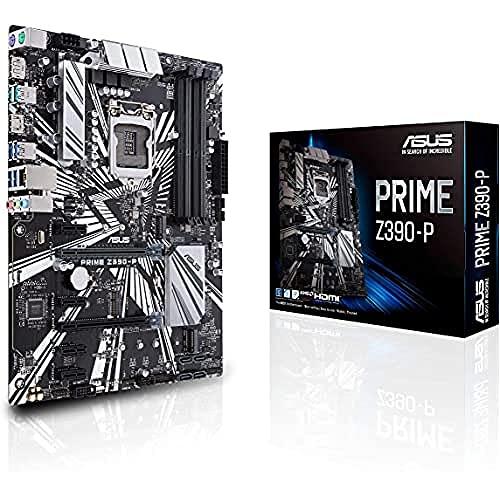 ASUS Prime Z390-P Gaming Mainboard Sockel 1151 (ATX, Intel Z390, 4x...