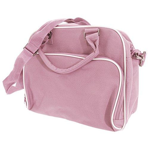 BagBase Compact Junior Dance Messenger Tasche, 15 Liter (2 Stück/Packung)...