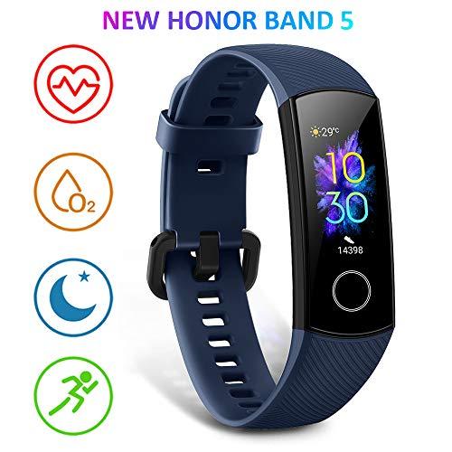 HONOR Band 5 Smartwatch Armband mit Pulsmesser,Wasserdicht IP68 ,...