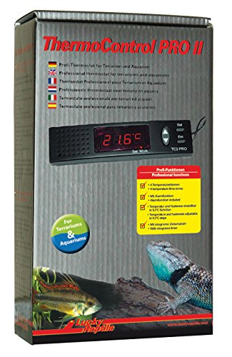 Lucky Reptile Thermo Control PRO II , Elektronischer Thermostat mit...