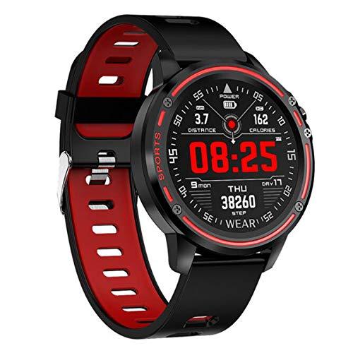 SmartWatch, Uhr mit 1.2 Zoll Touch Farbdisplay, Blutdruck Fitness Armbanduhr,...