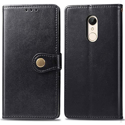 Keteen Xiaomi Redmi 5 Handyhülle Premium PU Leder Tasche Flip Wallet Cover...