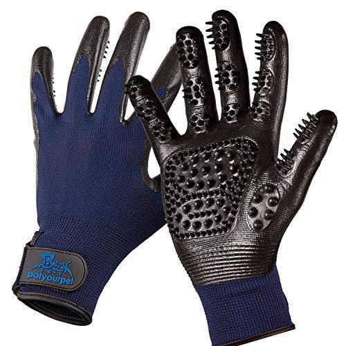 Pat Your Pet Fellpflege-Handschuhe für Haustiere, Links und rechts,...