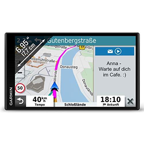 Garmin DriveSmart 65 MT-D EU Navi -  extragroßes Touch-Display,...