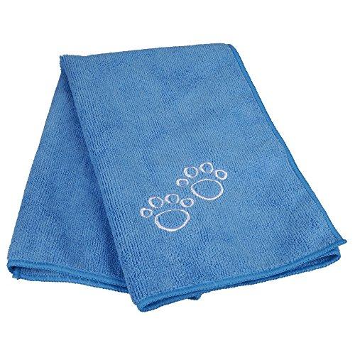 Trixie 2350 Handtuch, 50 × 60 cm, blau