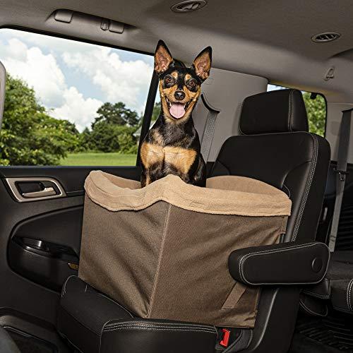 PetSafe Solvit Haustier Autositz, Sicher, Komfortable, für Hunde und Katzen,...