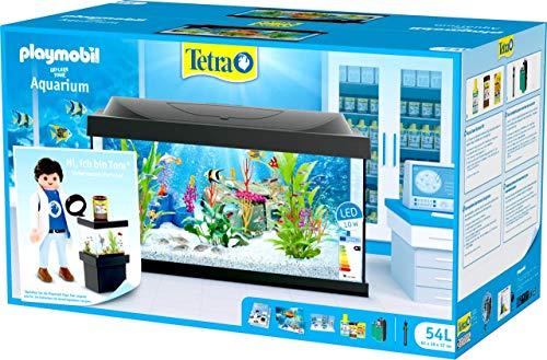 Tetra Starter Line Playmobil Starter line, 54 Liter Aquarium-Komplettset mit...
