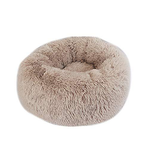XYBB Haustierbett Pet House Bequeme Hundebettmatte Weiches warmes rundes...