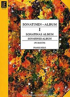 Verlag Universal Edition SONATINEN Album 1 - arrangiert für Klavier...