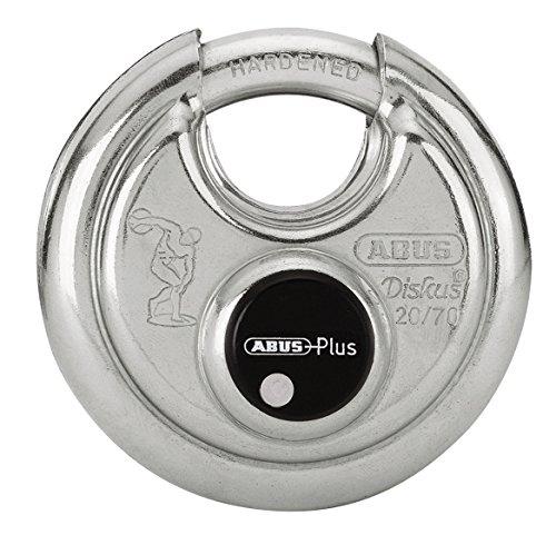 ABUS Diskus® Vorhängeschloss 20/70 mit 360° Rundumschutz - mit...