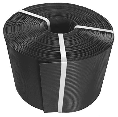 Thermoplast® SICHTSCHUTZSTREIFEN, Sichtschutzblende, 19cm x 26m = 4,94m2,...
