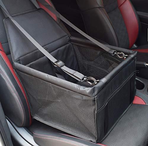 GUOYIWasserdicht Atmungsaktiv Haustier Auto Matte Haustier Sicherheit Auto Sitz...