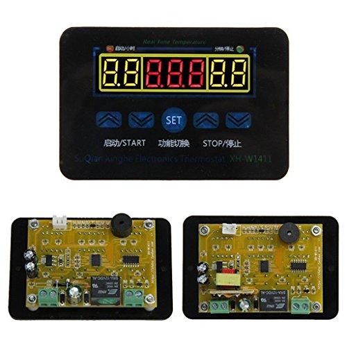 SDENSHI XH 1411 12V 10A LED Digitaler Temperaturregler Thermostatschalter