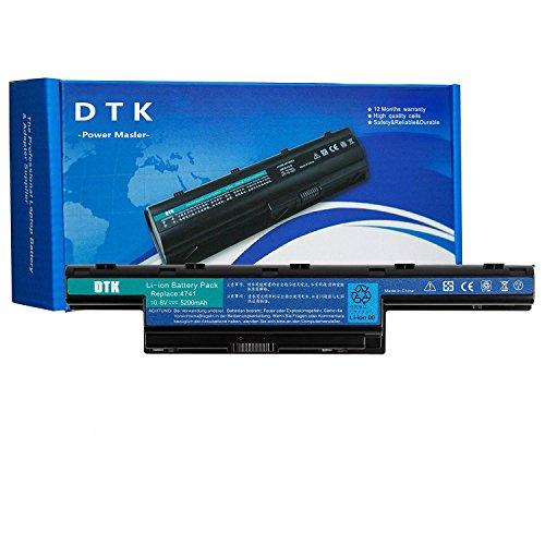 DTK Laptop Akku für Acer Aspire 7741G 5742G 5750G 7750G 7740G 5755G 5742...