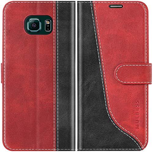 Mulbess Handyhülle für Samsung Galaxy S6 Edge Hülle, Samsung S6 Edge Hülle...