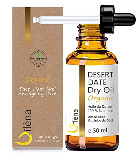 Das authentische Wüsten-Dattelöl Bio-Trockenöl Wertvolles Reparatur- und...