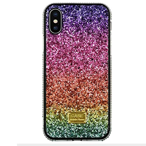 Twnhmj Hülle Mit iPhone XS MAX,Hülle for iPhone XR Schwer PC Stoßfest + Weich...