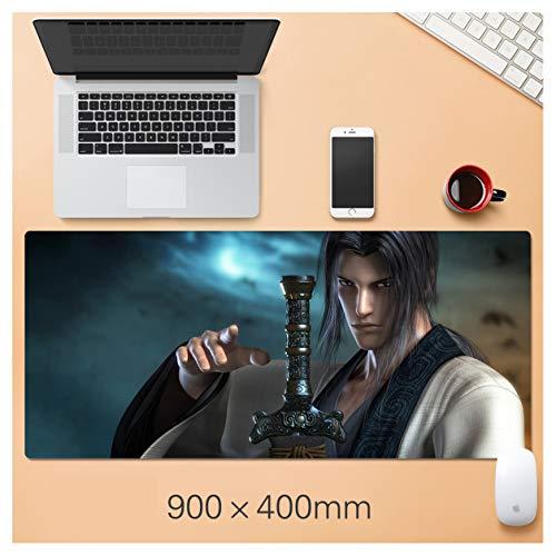 CJIUDI Anime Mauspad, langlebiges Mauspad – EIN Laptop Computer Pad Maus,...