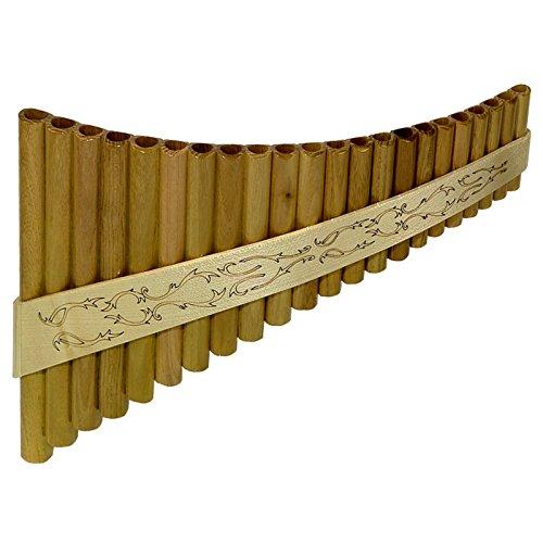 Gewa 700324 Panflöte Solist G-Dur 22 Rohre