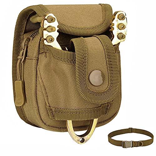 Taktisch Schleudertasche Slingshot Kugeltasche, Aufbewahrungstasche für...