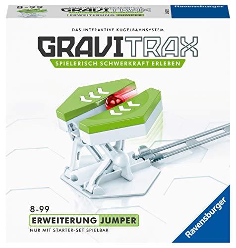 Ravensburger GraviTrax Erweiterung Jumper - Ideales Zubehör für spektakuläre...