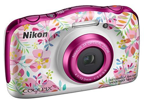 Nikon Coolpix W150 Waterproof Digital Camera with Backpack Kit (Resort)
