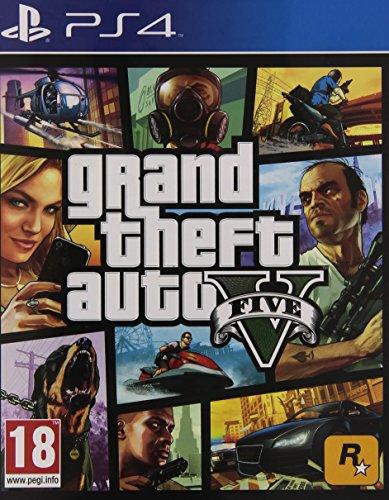 Grand Theft Auto 5 (GTA V) PS4