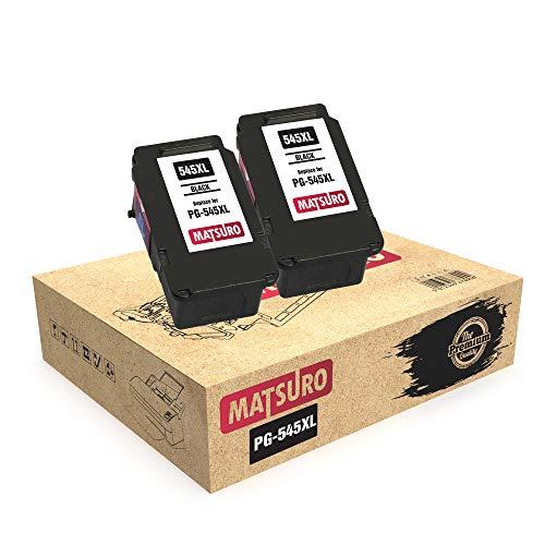 Matsuro Original | Kompatibel Remanufactured Tintenpatronen Ersatz für Canon...