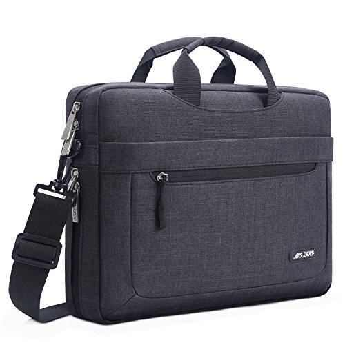 MOSISO Umhängetasche/Laptoptasche Kompatibel mit 11,6-13,3 Zoll MacBook Air,...