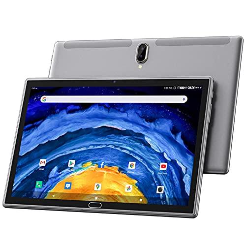 Tablet 10 Zoll Android 10.0 4G LTE Tablett PCmit 2 SIM Card Slot 4GB RAM 64GB...