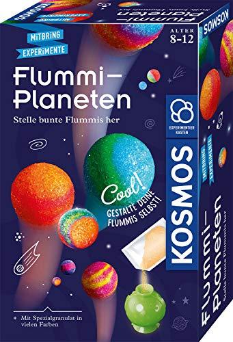 KOSMOS 657765 Flummi-Planeten, bunte Flummis selbst herstellen, coole Farbmuster...