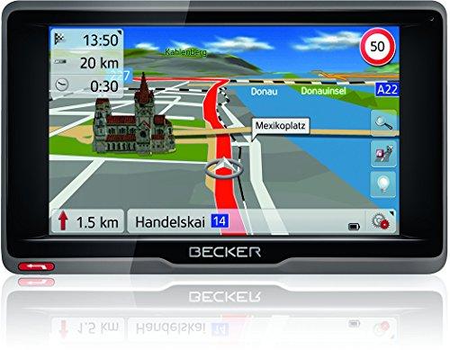 Becker ready.5 CE Navigationsgerät (12,7 cm (5 Zoll) Bildschirm, 20 Länder...