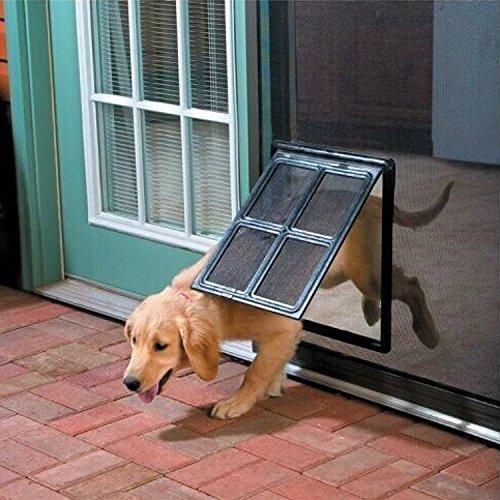 Namsan Hundeklappen Katzenklappe für Fliegengittertür Einfach zu Installieren...