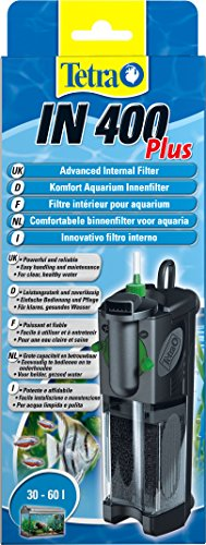 Tetra IN 400 plus Innenfilter, zur biologischen und chemischen Filterung)...