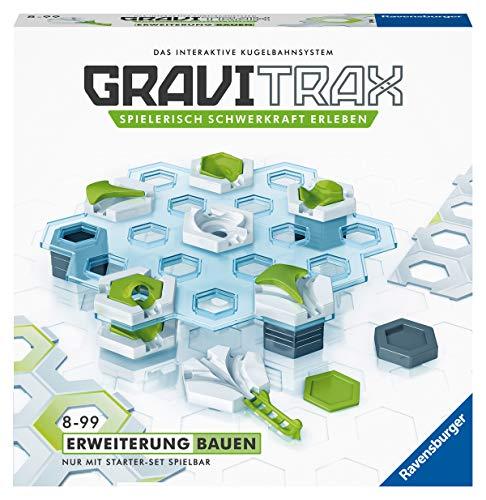 Ravensburger GraviTrax Erweiterung Bauen - Ideales Zubehör für spektakuläre...