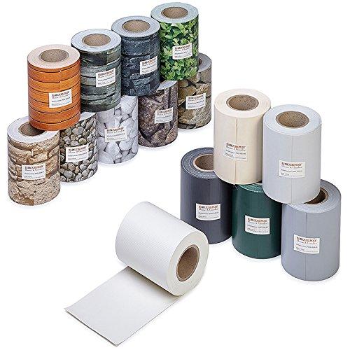 ESTEXO Profi Qualität PVC Sichtschutz-Streifen, Zaunblende, Folie,...