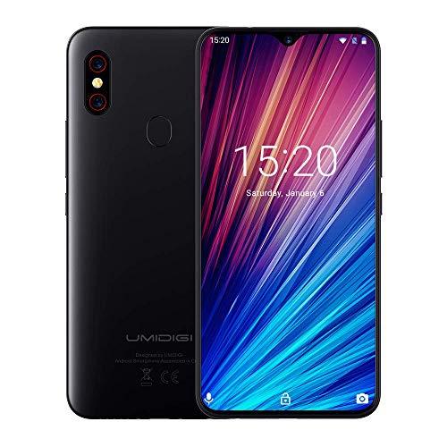 UMIDIGI F1 Play Smartphone ohne vertrag 6.3 Zoll, 64GB interner Speicher, 48MP +...