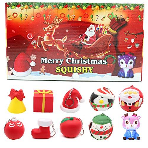 basku Adventskalender, 2020 Weihnachts-Countdown-Spielzeug für Kinder Geschenk...