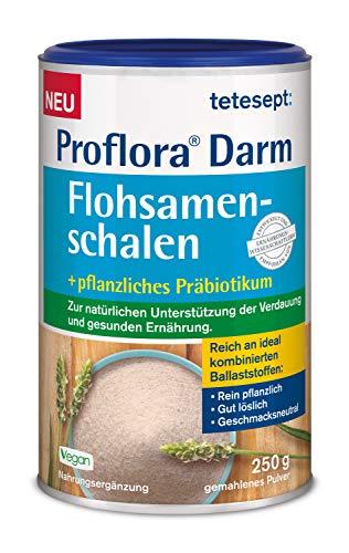 tetesept Proflora Darm Flohsamenschalen + pflanzliches Präbiotikum –...
