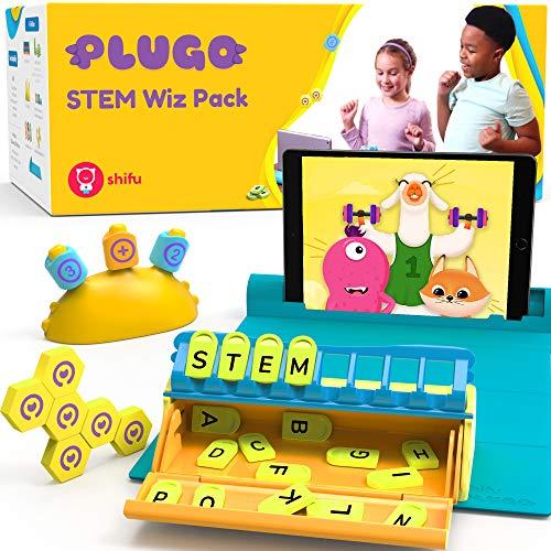 Shifu - Plugo MINT-Pack   Count, Letters & Link   Mathematik, Wortbau,...