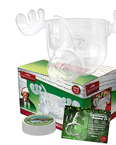 Schöne Bescherung Moose Mug Bowle (Kunststoff) Christmas Vacation Hit