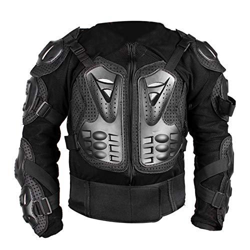HPH Motorradjacke Rüstung,Motorrad Riding Chest Back Schutzausrüstung...