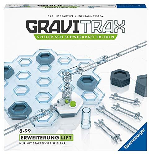 Ravensburger GraviTrax Erweiterung Lift - Ideales Zubehör für spektakuläre...