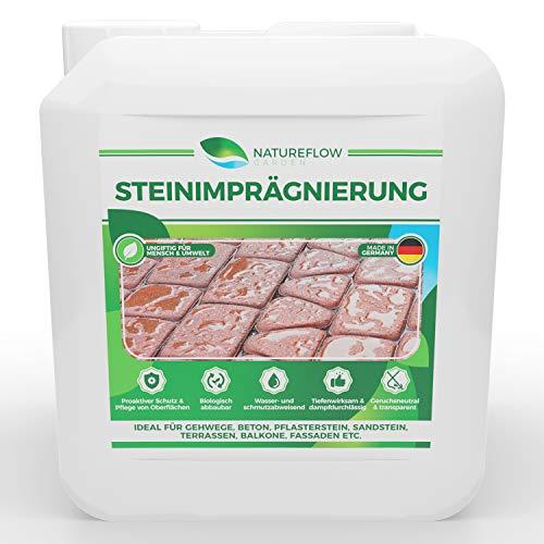 Steinimprägnierung außen - Tiefenwirksame Steinversiegelung als Schutz vor...