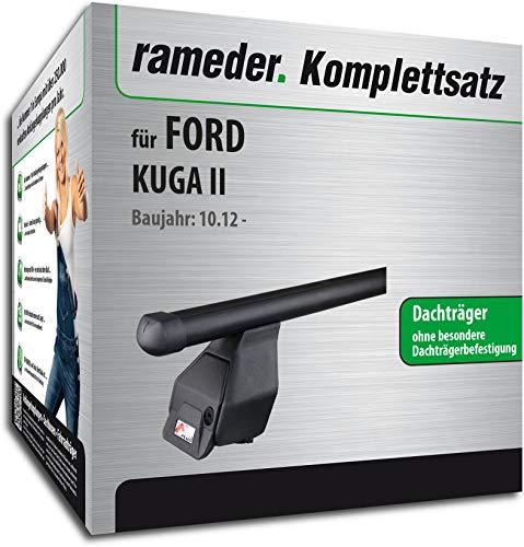 Rameder Komplettsatz, Dachträger Tema für Ford KUGA II (141082-11097-1)