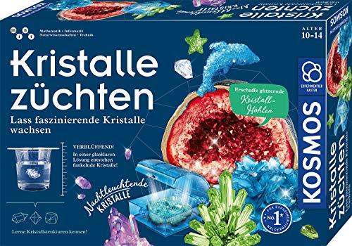 KOSMOS 643621 Kristalle züchten. Lass faszinierende Kristalle wachsen....