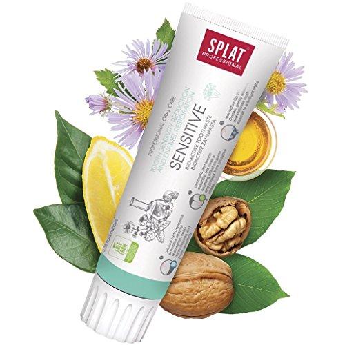 Splat Sensitive Natural Toothpaste, 100 ml