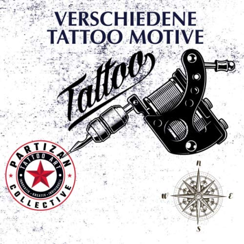 Partizan Collective Tattoo Motive: Partizan Collective Tattoo Motive